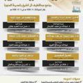 الدورة العلمية (20) بجامع آل الشيخ بالمدينة المنورة (1439هـ)